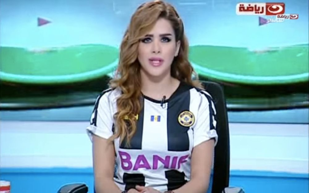 Η τηλεπαρουσιάστρια που … σόκαρε την Αίγυπτο (video)