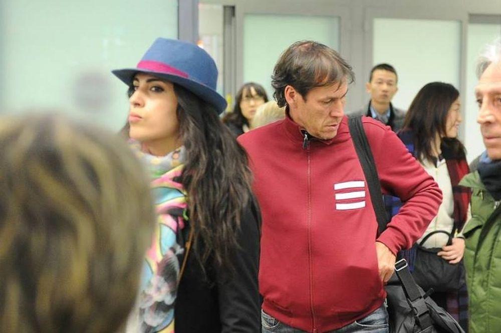 Ρόμα: Δύο ξένοι... με την Φρανσέσκα ο Γκαρσία! (photos)
