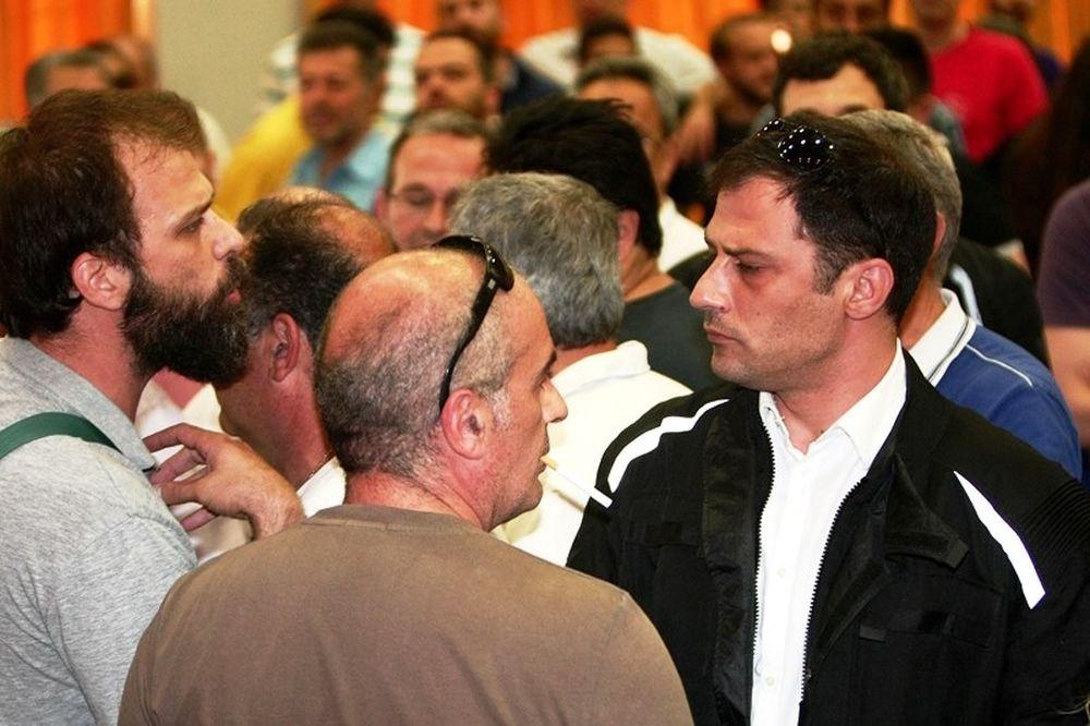 ΑΕΚ: Προσφυγή στο ΣτΕ πρότεινε ο Βασιλόπουλος