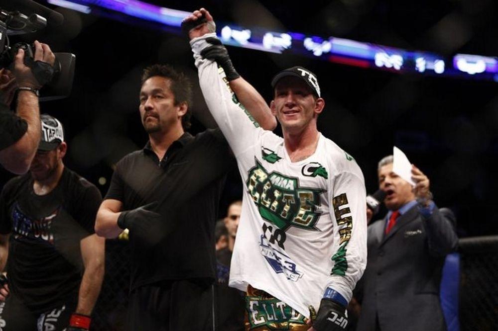 UFC: Νέο συμβόλαιο για τον… πολυάσχολο Gray Maynard