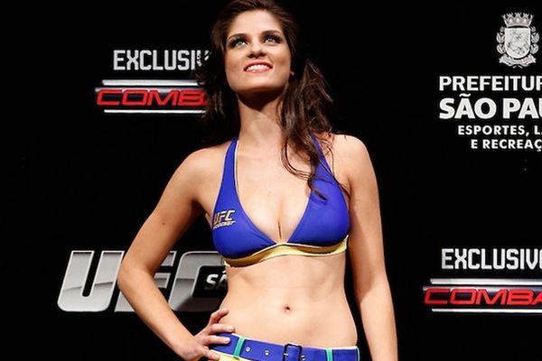 UFC Fight Night 68: Επίσκεψη στο Ρίο Ντε Τζανέιρο