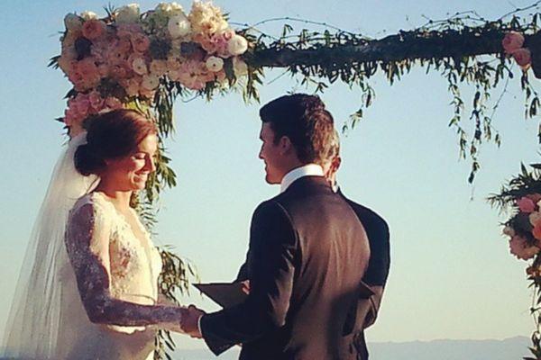 Ο γάμος της …Πρωτοχρονιάς στις ΗΠΑ (photos)