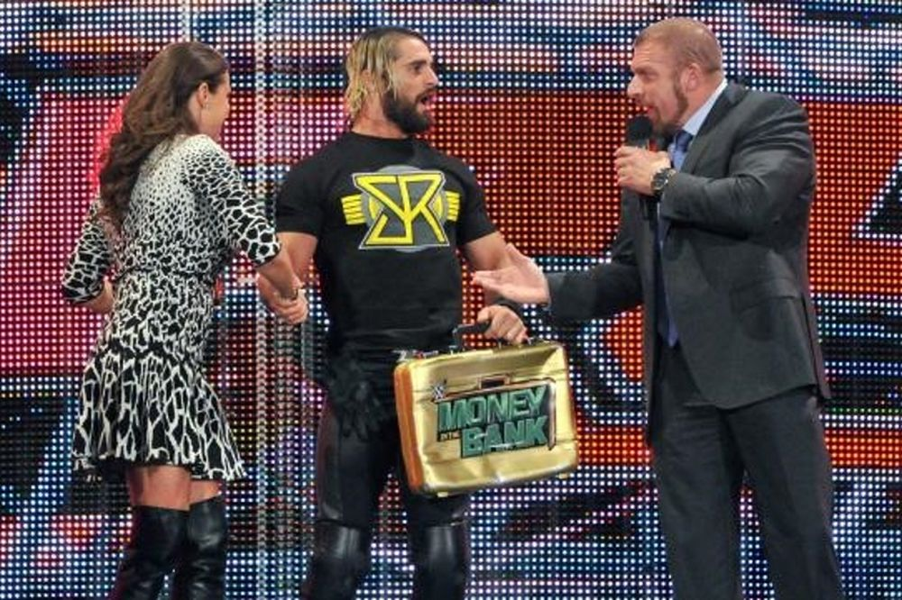 Raw: Στο main event του Royal Rumble o Seth Rollins! (videos+photos)