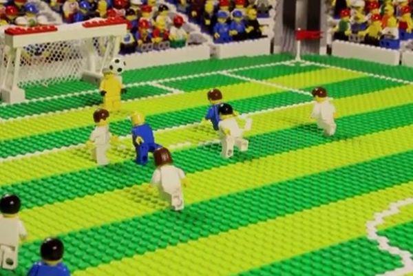 Βραβείο Πούσκας: Ακόμη πιο εντυπωσιακά τα γκολ σε... lego (video)