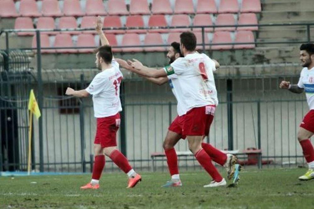 Καστοριά - Πανσερραϊκός 0-2 (video)