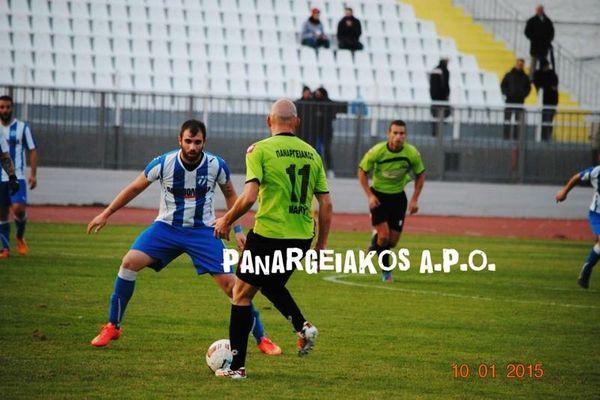 Γ΄ Εθνική - 3ος όμιλος: Πρώτος με διαφορά ο Παναργειακός