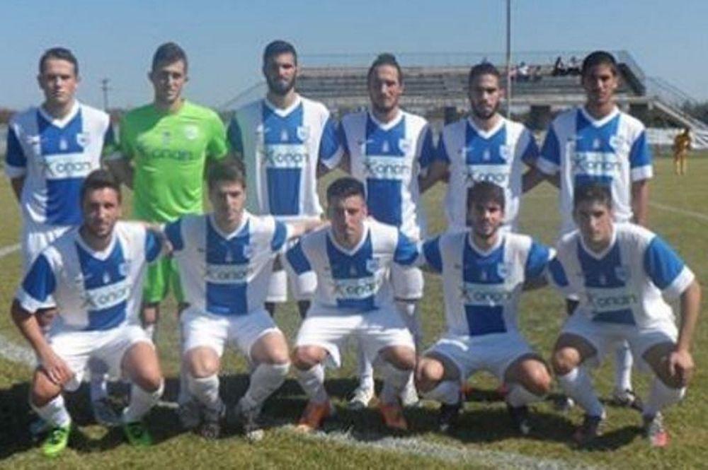 Παναιτωλικός – ΠΑΣ Γιάννινα 0-0 (Κ20)