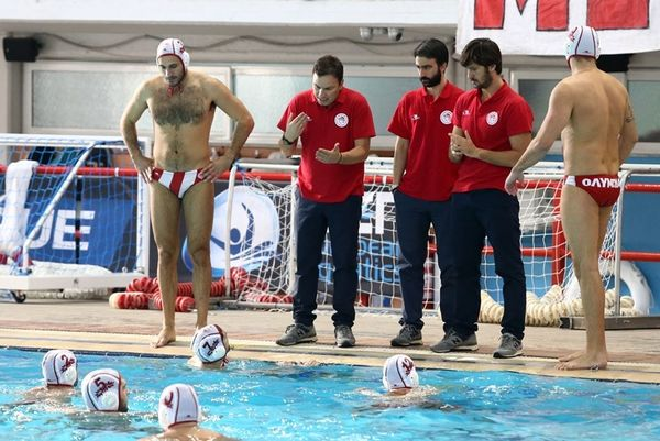 Τσάμπιονς Λιγκ Πόλο Ανδρών: Έχασε ο Ολυμπιακός