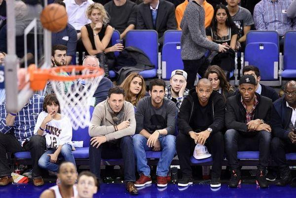Οι σταρ της μπάλας απόλαυσαν NBA  και Αντετοκούνμπο στο Λονδίνο (video)