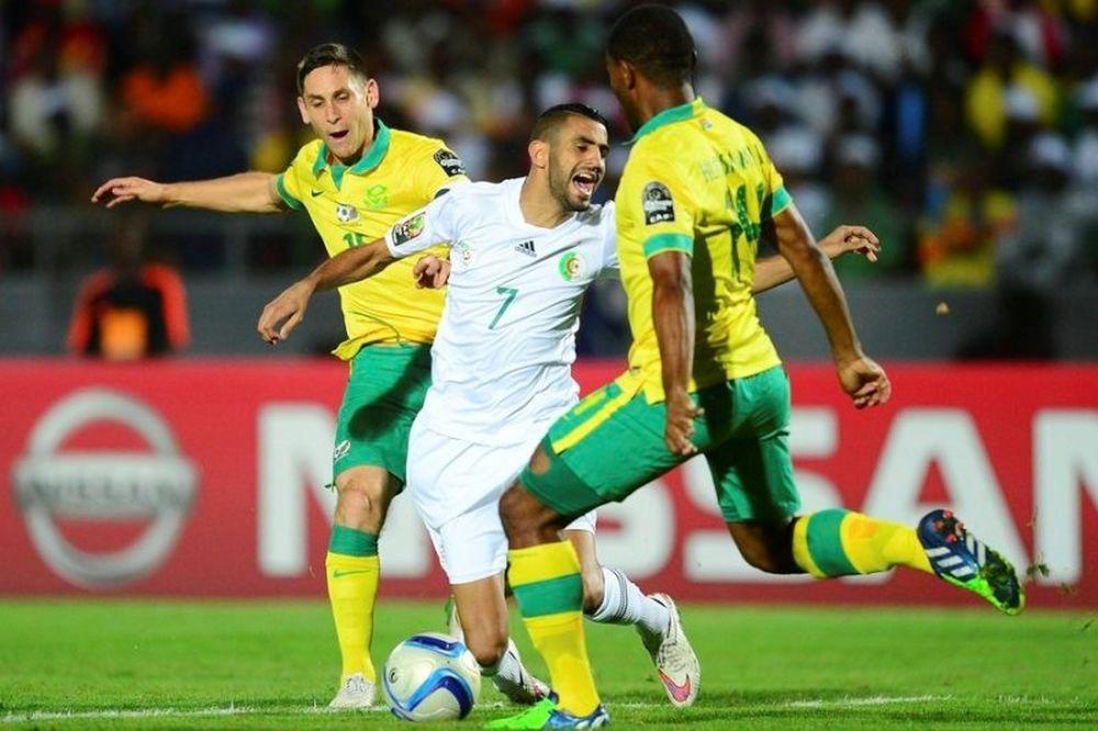 Αλγερία – Νότιος Αφρική 3-1 (videos)