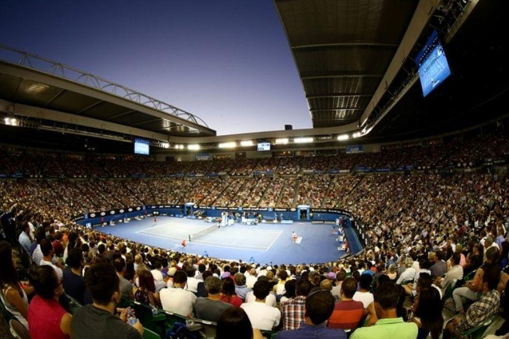 Australian Open: Τα αποτελέσματα της δεύτερης ημέρας