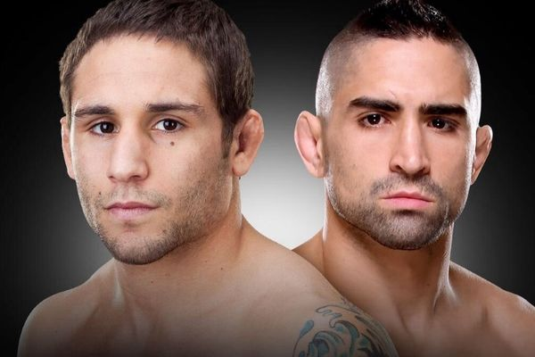 UFC Fight Night 68: Main event Mendes με Lamas