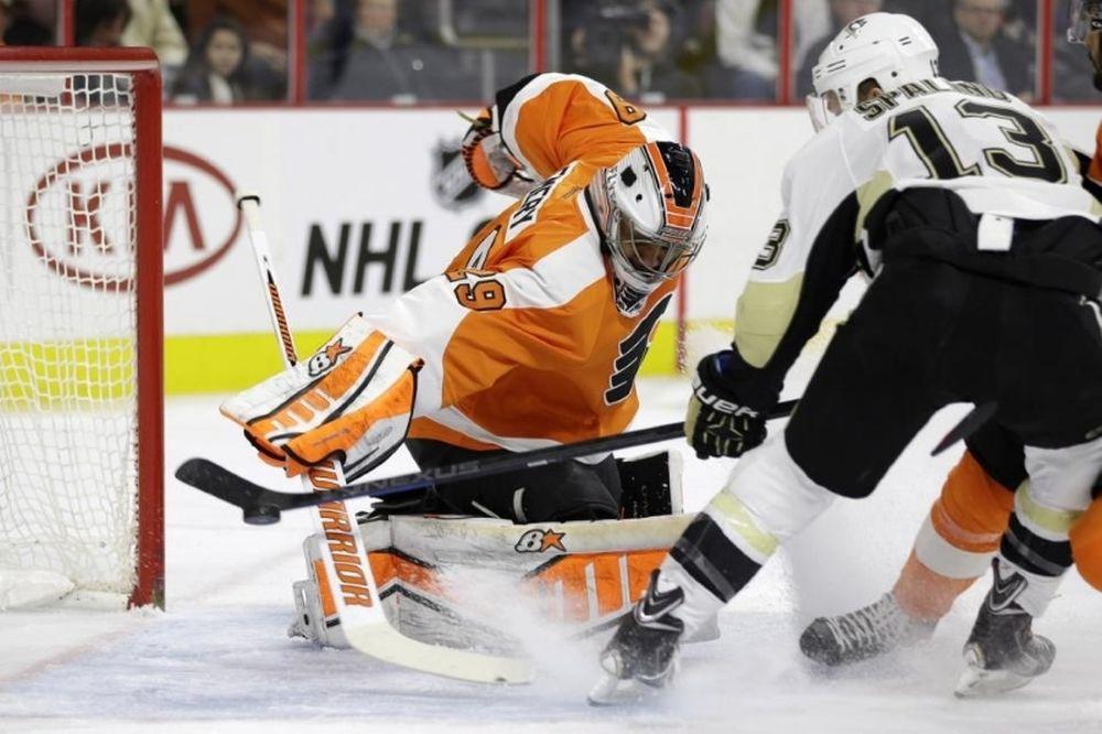 NHL: Νίκη και… ξύλο για τους Φλάιερς στο ντέρμπι (videos)