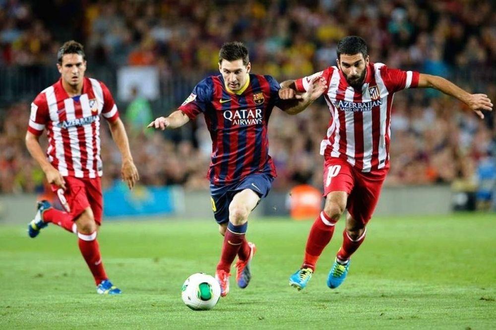 Goal/goal στο ντέρμπι της Ισπανίας
