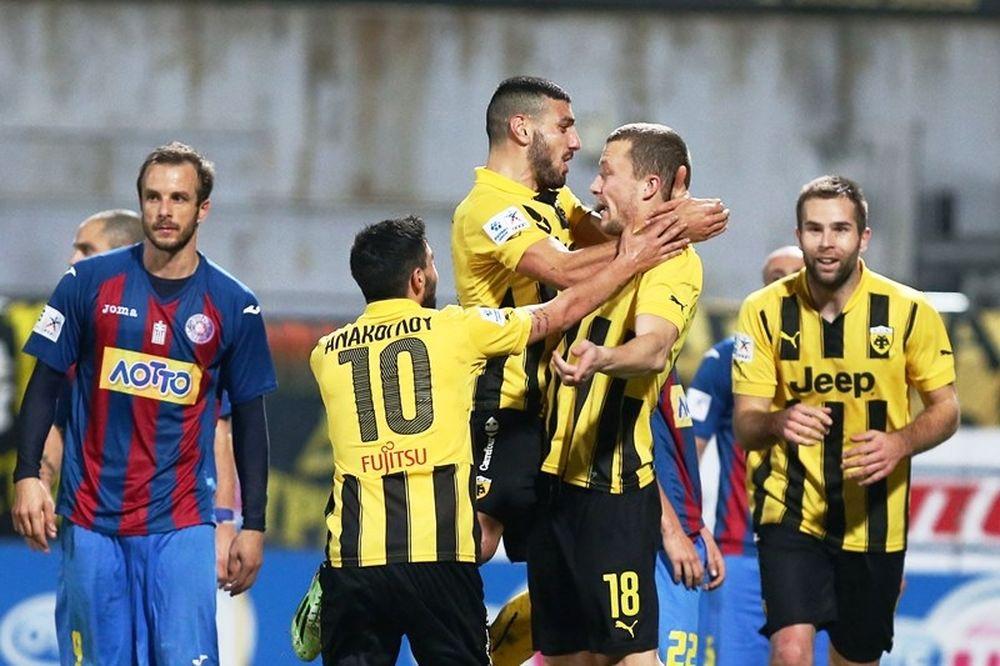 Κέρκυρα – ΑΕΚ 1-1 (photos)