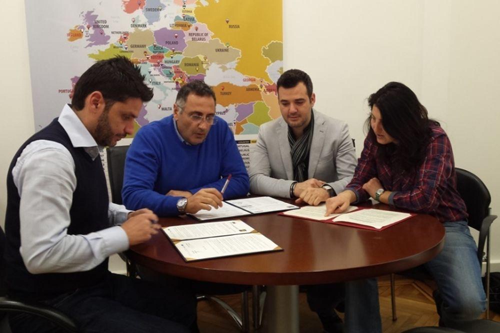 Τάε Κβον Ντο: Ευρωπαϊκή συνεργασία με Έλληνες προπονητές