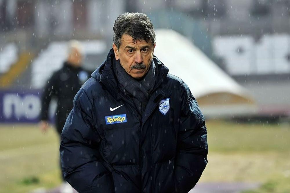 Πετράκης: «Συγχαρητήρια στους παίκτες μου»