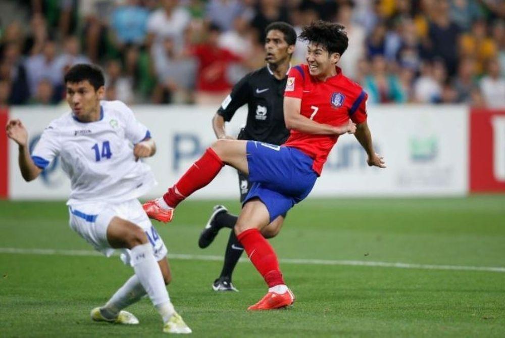 Νότια Κορέα – Ουζμπεκιστάν 2-0 (video)