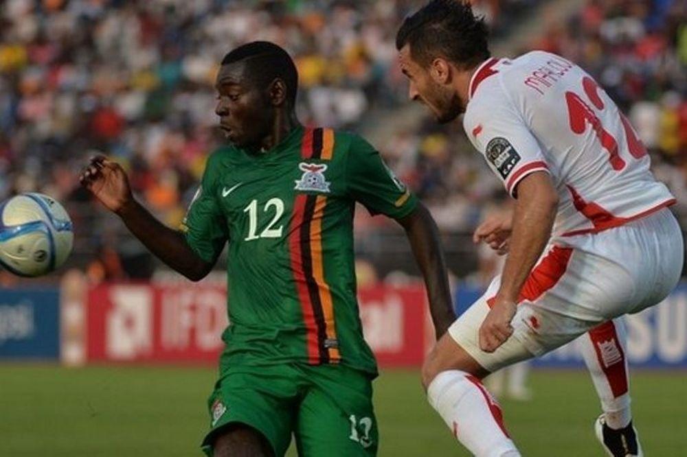 Ζάμπια - Τυνησία 1-2 (video)