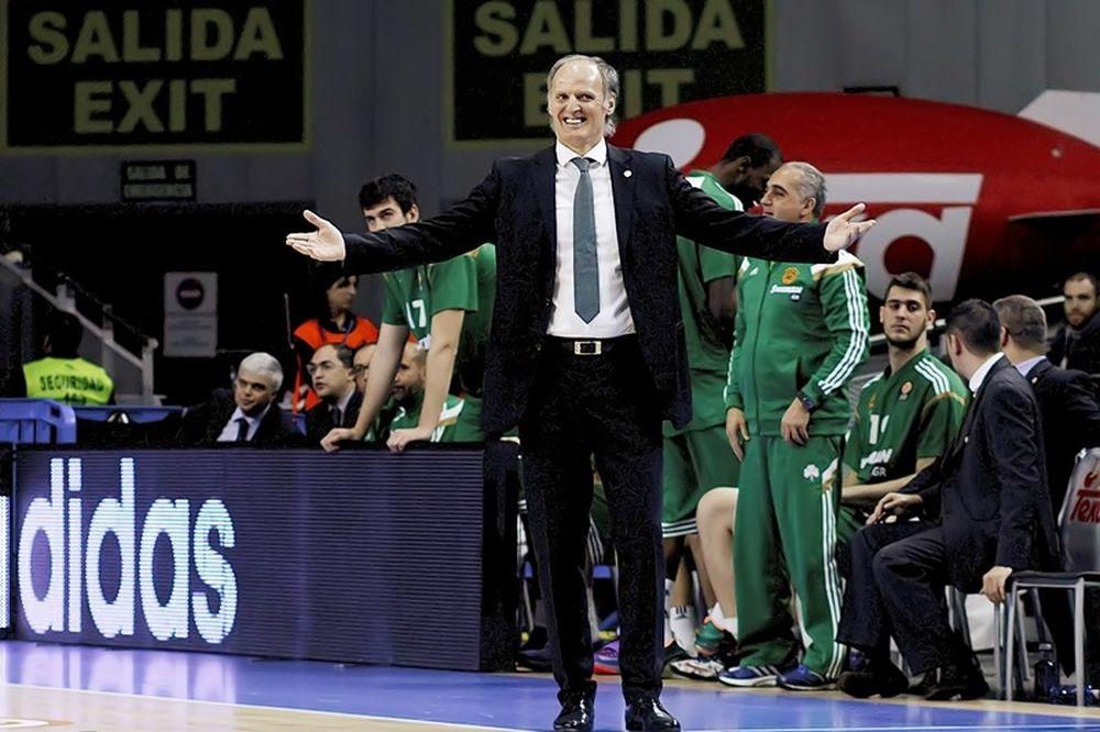 Ιβάνοβιτς: «Εκτός έδρας δεν παίζουμε όπως στο ΟΑΚΑ»