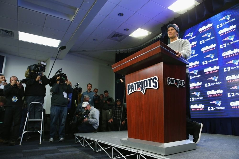 NFL: Χαμός με τις μπάλες των Πάτριοτς