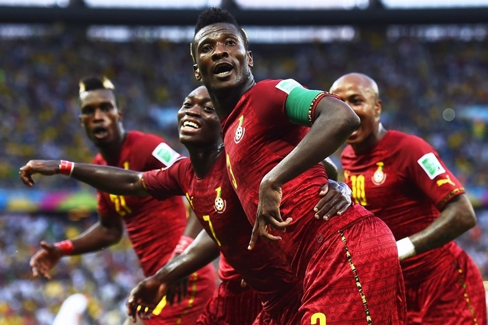 Γκάνα – Αλγερία 1-0 (video)