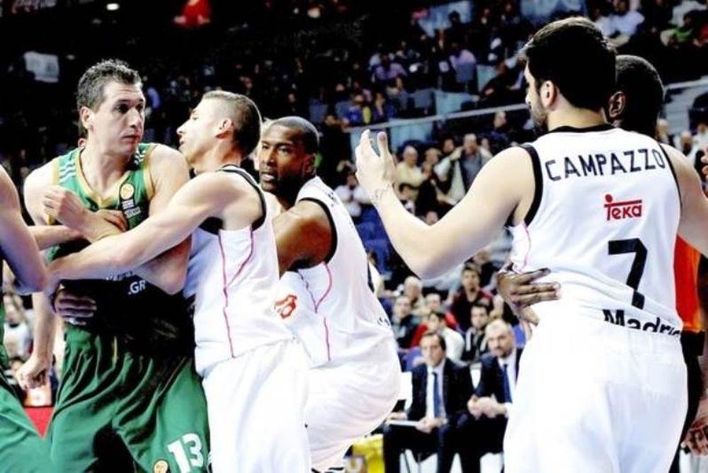Ρεάλ Μαδρίτης - Παναθηναϊκός: Ζήτησε συγγνώμη ο Καμπάτσο!