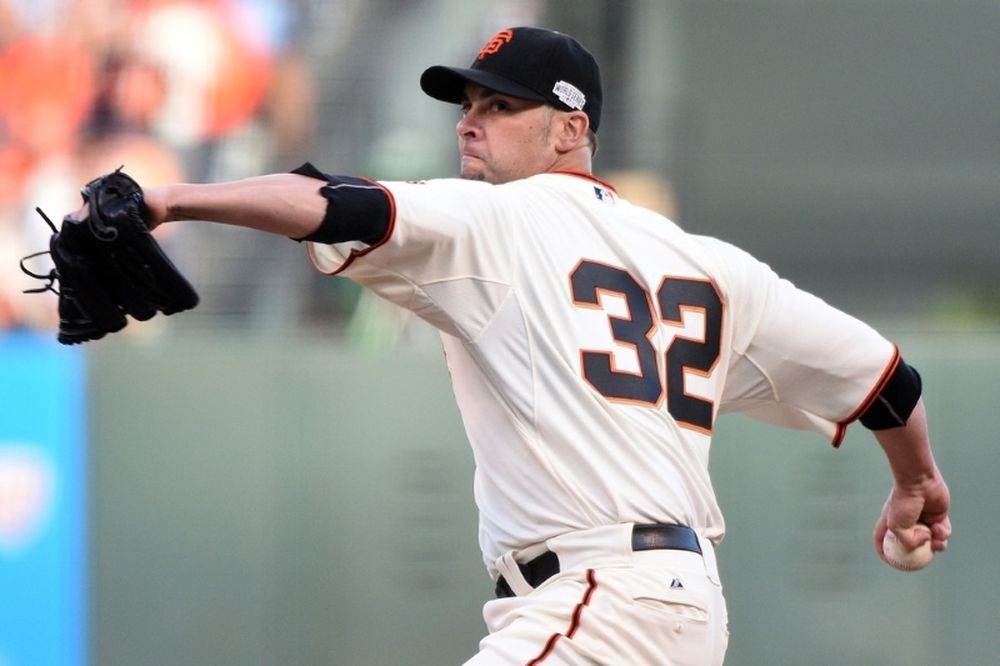 MLB: Ανακοινώθηκε ο Vogelsong από τους Τζάιαντς