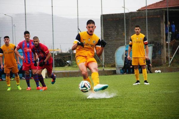Αστέρας Τρίπολης-Πανιώνιος 3-1 (Κ20)
