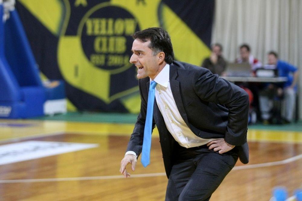 Κουστένης: «Θα ήταν υπέρβαση να κερδίσαμε στη Θεσσαλονίκη»
