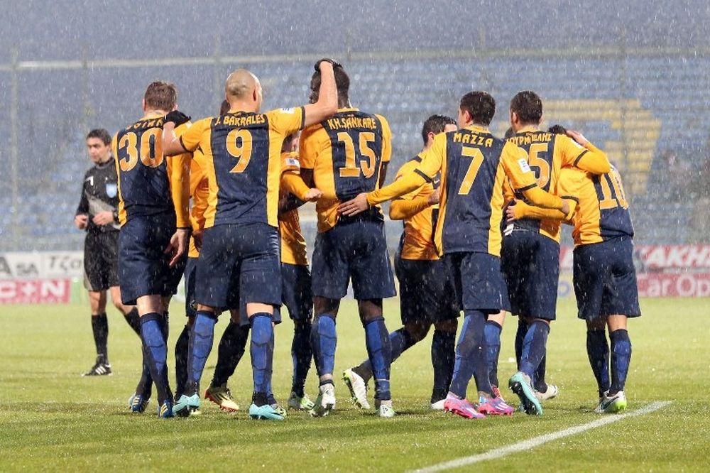 Αστέρας Τρίπολης - Πανιώνιος 2-0 (photos)