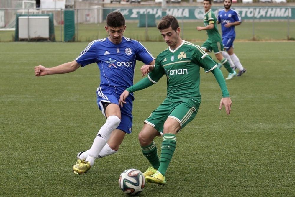 Παναθηναϊκός – ΑΕΛ Καλλονή 1-1 (photos)