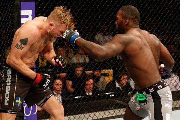 UFC on FOX 14: Τρέμει η Σουηδία με «Rumble», συντριβή για Χριστοδούλου