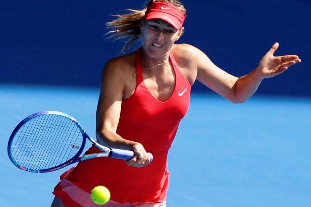 Australian Open 2015: Άνετη πρόκριση για Σαράποβα (videos)