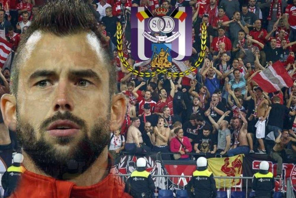 Υποδοχή μίσους στον «προδότη» Ντεφούρ οι οπαδοί της Σταντάρ Λιέγης (photo)
