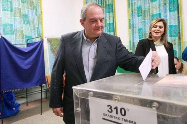 Αποτελέσματα εκλογών 2015-Δεν ενδιαφέρεται ο Καραμανλής για την ΠτΔ