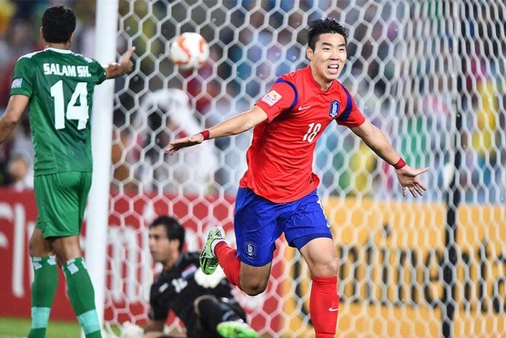 Νότια Κορέα – Ιράκ 2-0 (video)