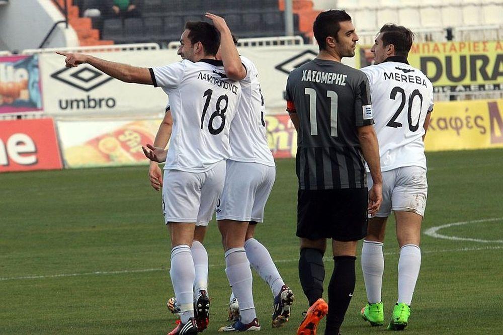 ΟΦΗ - Πανθρακικός 1-0 (photos)