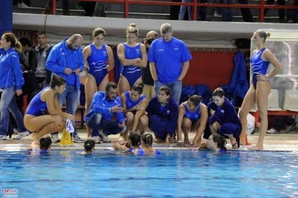 World League: Ελλάδα – Ισπανία 10-7