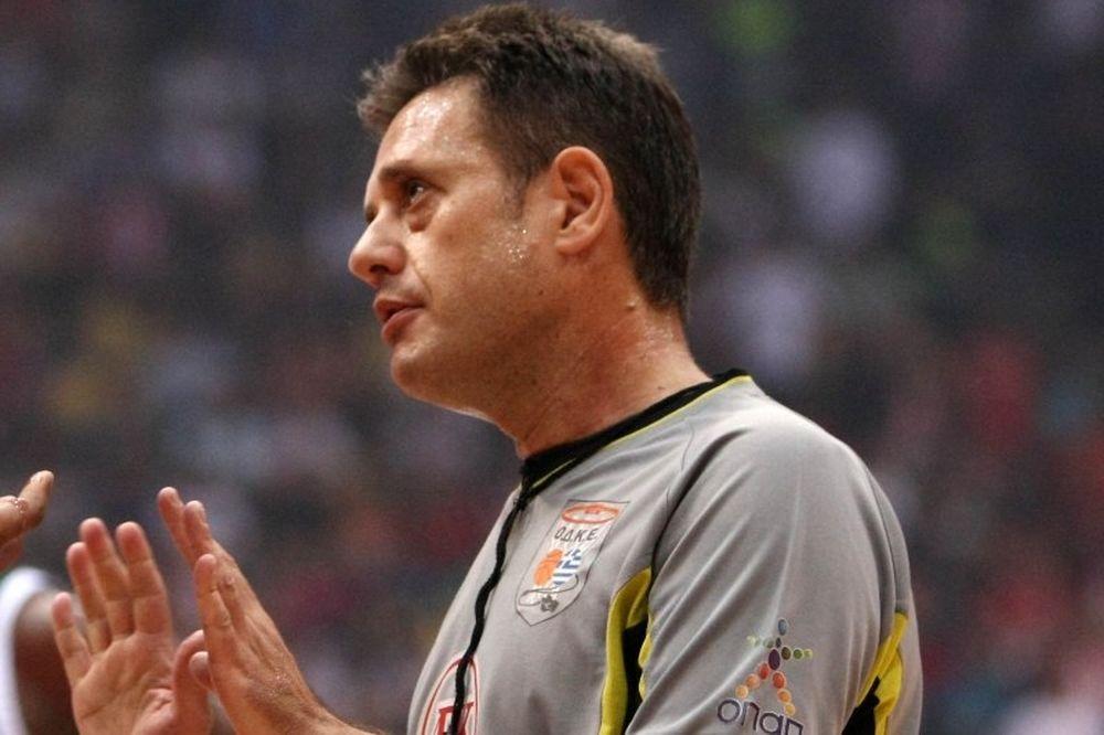 Basket League: Οι διαιτητές του ντέρμπι