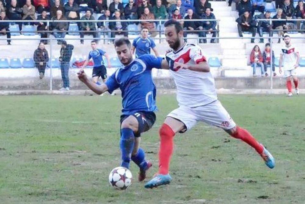 Τρίκαλα-ΑΕ Καραϊσκάκης 0-0