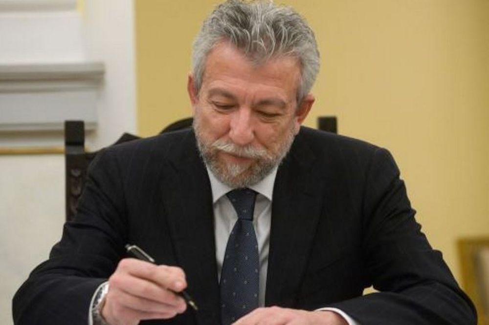 Κοντονής: «Καμία ανοχή σε θέματα διασπάθισης δημοσίου χρήματος»