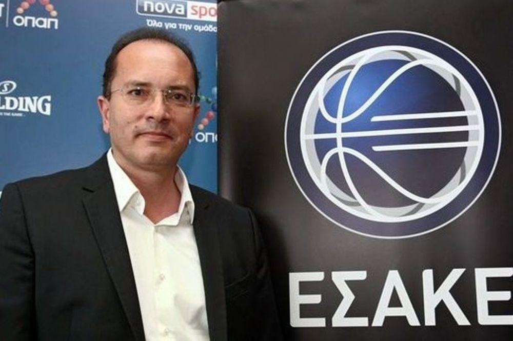 Ευρωλίγκα: «Παρών» και ο Χαλβατζάκης