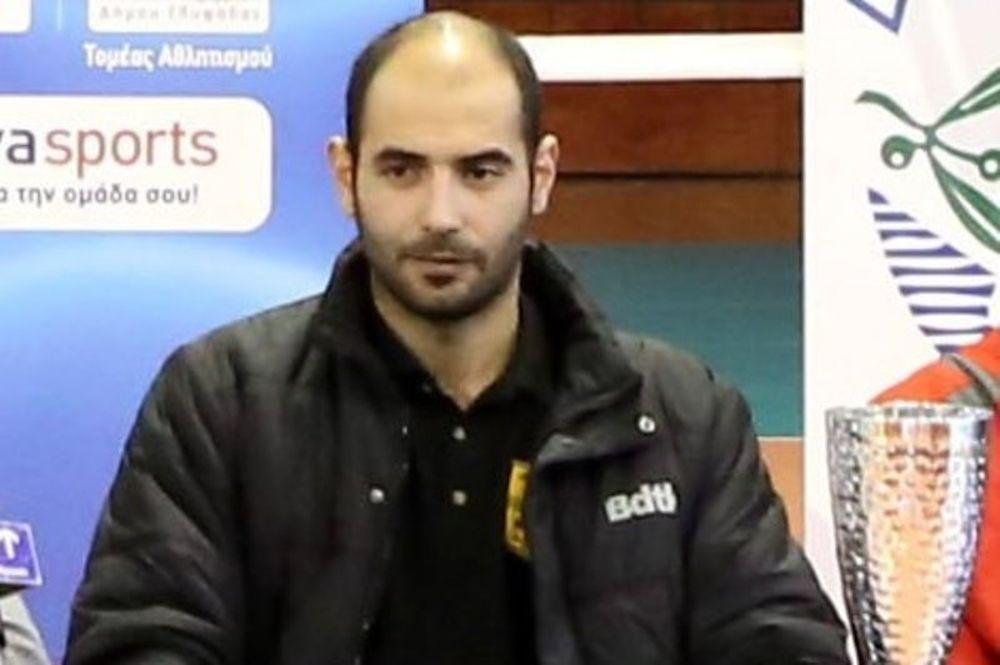 Κυριακίδης: «Την έκπληξη ο Άρης με Ολυμπιακό» (photos+video)