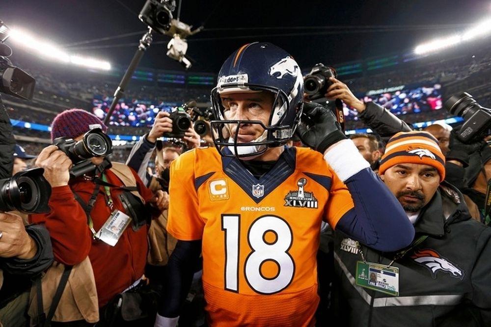 NFL: Μετά το Super Bowl η απόφαση του Manning