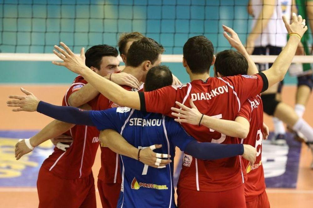 Εθνικός Αλεξανδρούπολης – Ολυμπιακός 1-3 (photos)