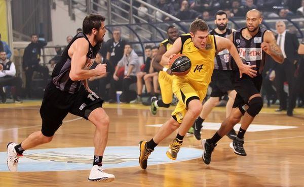 Basket League: Άρης - ΠΑΟΚ 62-57 (photos)