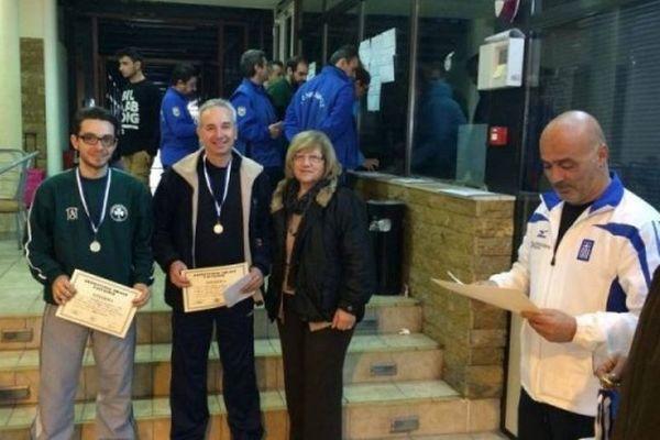 Παναθηναϊκός: Μετάλλια, ρεκόρ και υποσχέσεις στη σκοποβολή