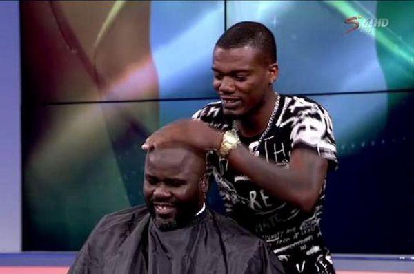 Γουλί  ο Κουφούρ μετά την ήττα  της Γκάνας στον τελικό (video+photos)