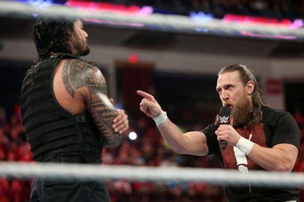 Raw: Μαζί και χωριστά οι Bryan και Reigns (videos+photos)